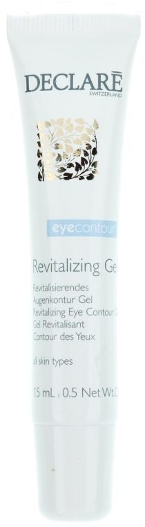 Revitalisierendes Augenkonturgel für alle Hauttypen - Declare Revitalising Eye Contour Gel — Bild N2