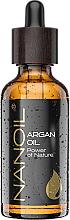 Düfte, Parfümerie und Kosmetik Arganöl für Gesicht, Körper und Haar - Nanoil Body Face and Hair Argan Oil