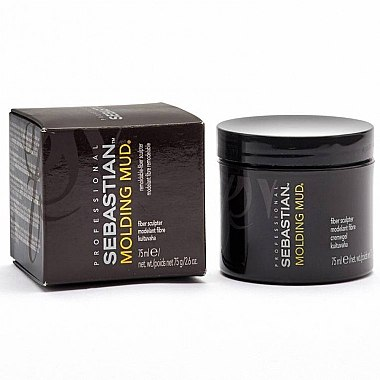 Creme-Gel zum Haarstyling - Sebastian Professional Molding Mud — Bild N1