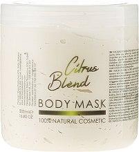 Düfte, Parfümerie und Kosmetik Gesichts- und Körpermaske mit Zitrusmischung - Hristina Cosmetics Sezmar Professional Body Mask Citrus Blend