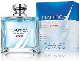 Düfte, Parfümerie und Kosmetik Nautica Voyage Sport Nautica - Eau de Toilette