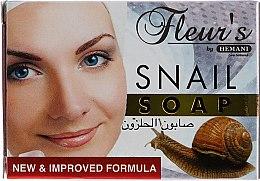 Reparierende Gesichtscreme gegen Akne und Pickel mit Schneckenextrakt - Hemani — Bild N4
