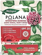 Düfte, Parfümerie und Kosmetik Intensiv schützender Lippenbalsam SPF 20 - Polana