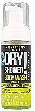 Düfte, Parfümerie und Kosmetik Trocken-Waschschaum für Hände und Körper mit Eukalyptus - Pump It Up Dry Shower Body Eucalyptus