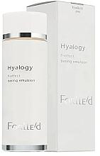 Düfte, Parfümerie und Kosmetik Leichte Finishing-Creme - ForLLe'd Hyalogy P-effect Basing Emulsion