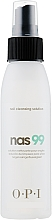 Düfte, Parfümerie und Kosmetik Reinigungsflüssigkeit für die Nägel mit Thymol - O.P.I. N.A.S. 99 Nail Antiseptic