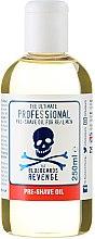 Düfte, Parfümerie und Kosmetik Gesichtsöl vor der Rasur - The Bluebeards Revenge Pre-shave Oil
