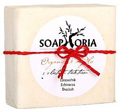 Düfte, Parfümerie und Kosmetik Damenseife für Problemhaut - Soaphoria Organic Soap With Its Own Tincture For Eczema And Dermatitis