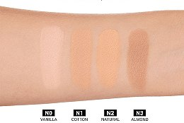 Kompakter Gesichtspuder - Hean After Makeup-up Cashmere Compact Powder — Bild N4