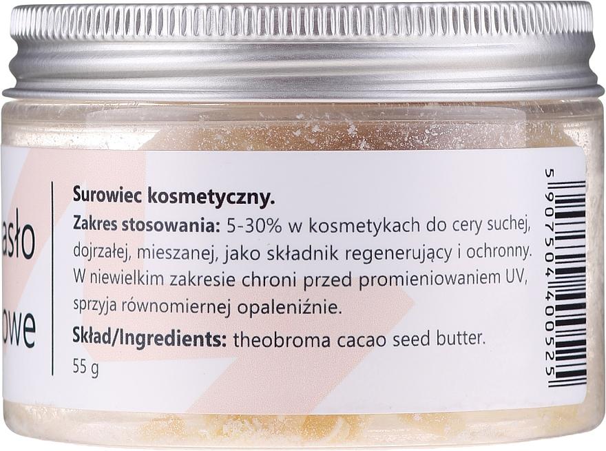 Aufweichende Kakaobutter für den Körper - Fitomed Cacao Butter — Bild N2
