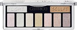 Düfte, Parfümerie und Kosmetik Lidschattenpalette - Catrice The Ultimate Chrome Collection Eyeshadow Palette