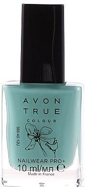 Nagellack - Avon True Colour Nailwear Pro+ — Bild N1