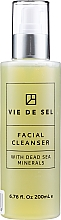 Düfte, Parfümerie und Kosmetik Reinigendes Öl für das Gesicht mit Mineralien aus dem Toten Meer - Vie De Sel Facial Cleanser