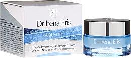 Düfte, Parfümerie und Kosmetik Regenerierende Gesichtscreme - Dr Irena Eris Aquality Hyper-Hydrating Recovery Cream