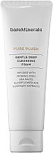 Düfte, Parfümerie und Kosmetik Gesichtsschaum mit Holunder- und Rosmarin-Extrakten - Bare Escentuals Bare Minerals Cleanser Pure Plush Gentle Deep Cleansing Foam