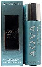 Düfte, Parfümerie und Kosmetik Bvlgari Aqva Pour Homme Marine - Körperspray