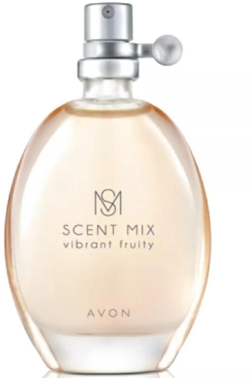 Avon Scent Mix Vibrant Fruity - Eau de Toilette  — Bild N1