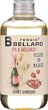 Düfte, Parfümerie und Kosmetik Massageöl mit Vitamin E und Arganöl - Fergio Bellaro Massage Oil Sweet Champagne