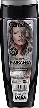 Düfte, Parfümerie und Kosmetik Silber-Tönungsspülung für helles Haar - Delia Cosmetics Cameleo