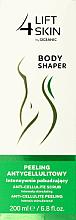 Düfte, Parfümerie und Kosmetik Intensiv stimulierendes Anti-Cellulite Körperpeeling - AA Cosmetics Lift 4 Skin Peel