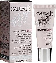 Düfte, Parfümerie und Kosmetik Lifting-Balsam für die Augenpartie - Caudalie Resveratrol Lift Eye Lifting Balm