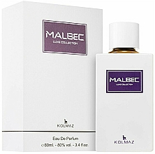 Düfte, Parfümerie und Kosmetik Kolmaz Malbec Luxe Collection - Eau de Parfum