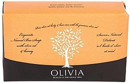 Düfte, Parfümerie und Kosmetik Naturseife mit Olivenöl und Honig - Olivia Beauty & The Olive Tree Natural Bar Soap With Olive Oil And Honey