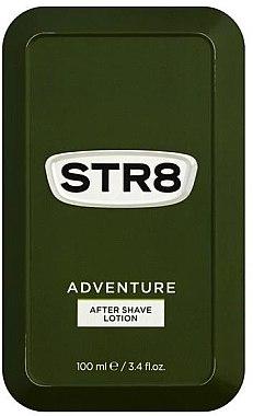 STR8 Adventure - After Shave Lotion — Bild N1