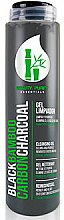 Gesichtsreinigungsgel - Diet Esthetic Black Bamboo Carbon Charcoal Cleansing Gel — Bild N1