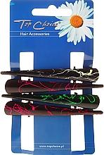 Düfte, Parfümerie und Kosmetik Haarspangen 25082 4 St. - Top Choice