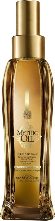 Pflegendes Haaröl mit Argan - L'Oreal Professionnel Mythic Oil Original Oil — Bild N2