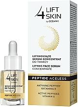Düfte, Parfümerie und Kosmetik Serum-Konzentrat für das Gesicht mit Peptiden und Vitamin E - Lift4Skin Peptide Ageless Serum Concentrate