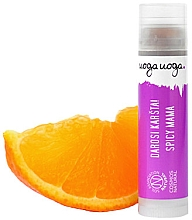 Düfte, Parfümerie und Kosmetik Lippenbalsam mit Macadamiaöl - Uoga Uoga Lip Balm Spicy Mama