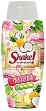 """Düfte, Parfümerie und Kosmetik Duschgel """"Pina Colada"""" - Shake for Body Shower Gel"""