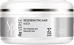 Düfte, Parfümerie und Kosmetik Regenerierende Haarmaske mit Vitaminkomplex für gestresstes und geschädigtes Haar - Wella SP Reverse Regenerating Hair Mask