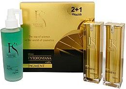 Düfte, Parfümerie und Kosmetik Set - Fytofontana Stem Cells Pigment Set (ser/30ml + emulsion/30ml + wat/125ml)