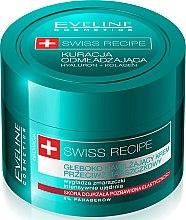 Düfte, Parfümerie und Kosmetik Intensive feuchtigkeitsspendende Anti-Falten Gesichtscreme - Eveline Cosmetics Swiss Recipe