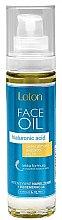 Düfte, Parfümerie und Kosmetik Gesichtslotion - Loton Face Oil Hialuronic Acid