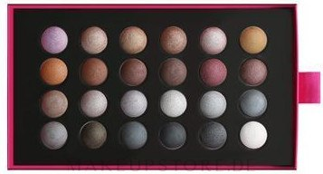Lidschattenpalette - Dermacol Color Sensation Wet & Dry — Bild 1 -