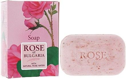 Naturseife mit Rosenwasser - BioFresh Rose of Bulgaria Soap — Bild N1