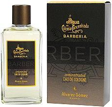 Düfte, Parfümerie und Kosmetik Alvarez Gomez Agua De Colonia Concentrada Barberia - Eau de Cologne