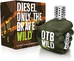 Düfte, Parfümerie und Kosmetik Diesel Only The Brave Wild Diesel - Eau de Toilette