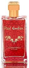 Düfte, Parfümerie und Kosmetik Paul Emilien Chaleur Gitane - Eau de Parfum