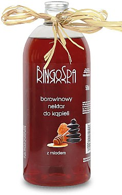 Schlammbadegel mit Honignektar - BingoSpa Mud Nectar With Honey — Bild N1