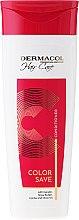 Düfte, Parfümerie und Kosmetik Haarspülung für gefärbtes Haar - Dermacol Hair Care Color Save Conditioner