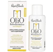 Düfte, Parfümerie und Kosmetik Reinigendes Öl für Haare und Kopfhaut mit Farbschutzeffekt - Renee Blanche Olio Fisiodermico Collagen Cleansing Oil