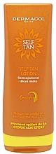 Düfte, Parfümerie und Kosmetik Selbstbräunungslotion für den Körper - Dermacol Sun Self Tan Lotion
