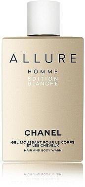 Chanel Allure Homme Edition Blanche hair and body wash - Duschgel — Bild N1