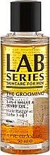 3in1 Bartöl - Lab Series The Grooming Oil 3in1 Shave & Beard Oil — Bild N1