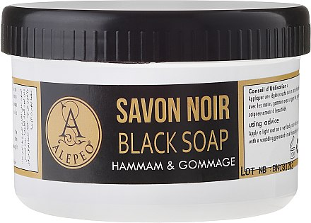 Schwarze Aleppo-Seife - Alepeo Black Soap — Bild N2